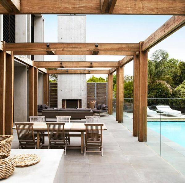 Ultra-modern Australian beachside villa