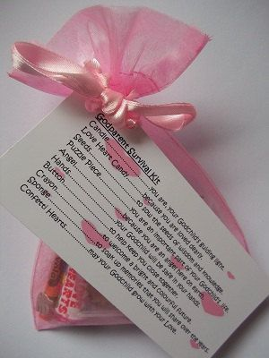 God Parent Survival Kit Novelty by Honeybeeblessings on Etsy, £4.99