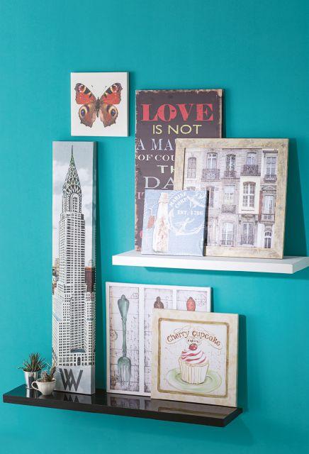 ¡Si tu personalidad es vintage, que la decoración de tu casa también los sea! #Vintage #Decoración #Diseño #YoAmoMiCasa