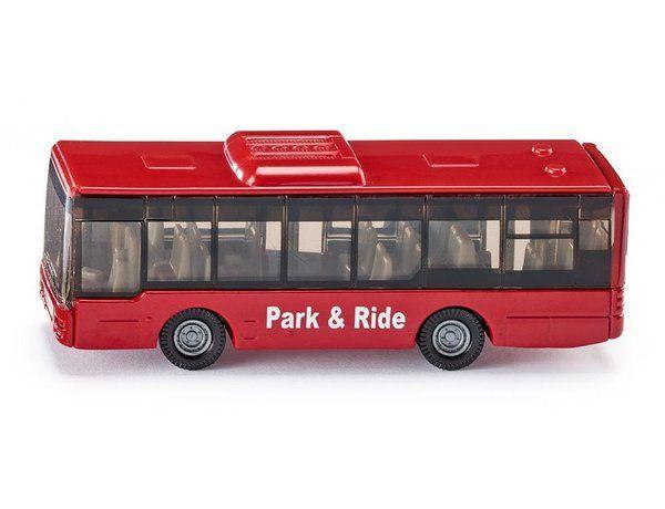 Siku City Bus Diecast Model Siku Vehicles Bus Cake Red Bus