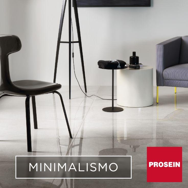 ¿Estás pensando en independizarte? Inspírate en el estilo minimalista, que aportan sobriedad y simplicidad a los espacios. Puedes utilizar cerámica o porcelanato, un material durable y de fácil mantenimiento.
