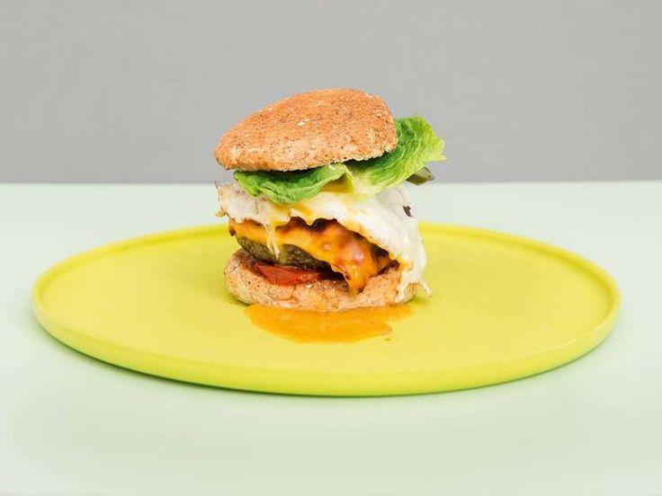 Oppskrift på sunn hamburger av Jonas Lundgren - DN.no