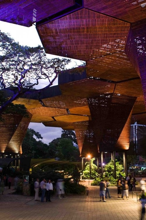 Orquideorama, Medellin, #Colombia #travel #architecture