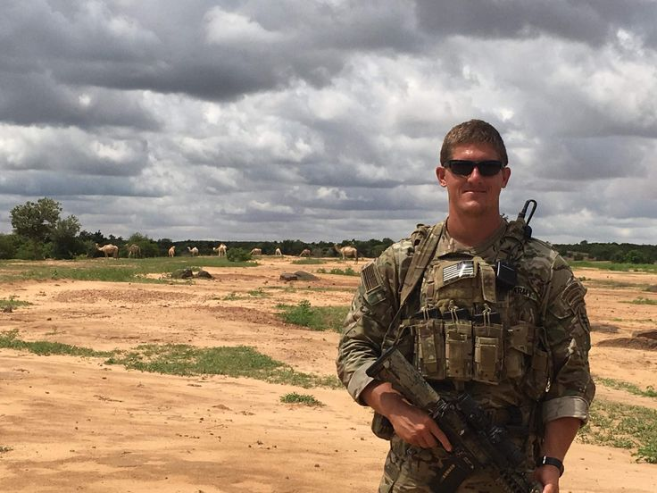 U.S. Army Green Beret Bryan Black (RIP) in Niger 2017. [2560 x 1920]