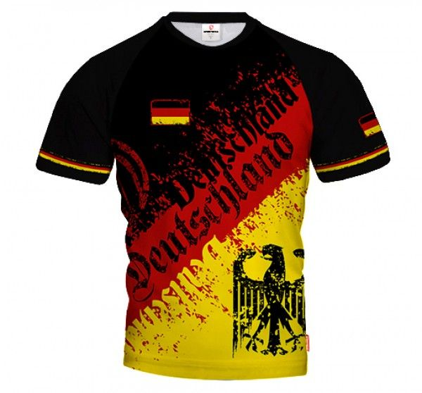 Germany Street Styled T-Shirt - Germany