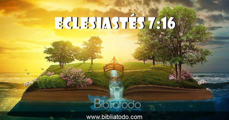 Versículo Así que no seas demasiado sabio ni demasiado justo; ° ¿Por qué has de condenarte a ti mismo? °- Kadosh Israelita Mesiánica