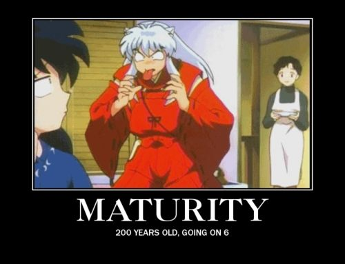 anime poster inuyasha - Google Search