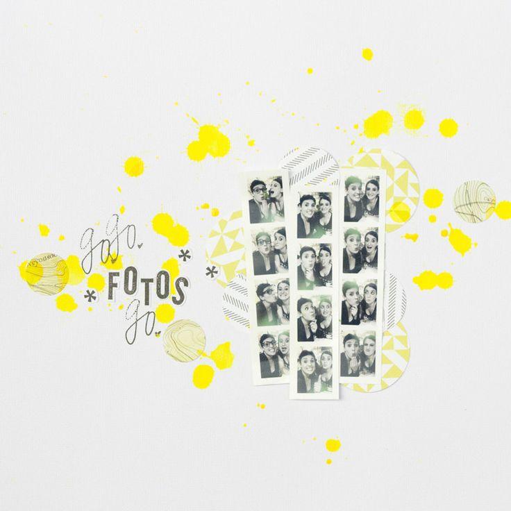 Yellow by Violeta at @studio_calico