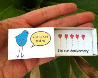 Lindo aniversario tarjeta / tarjeta de amor romántico / por shop3xu