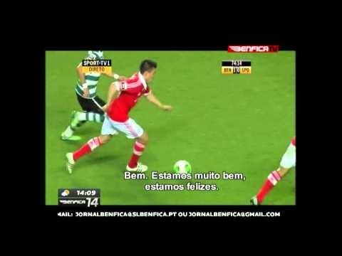 SL Benfica 2-0 Sporting CP - Salvio