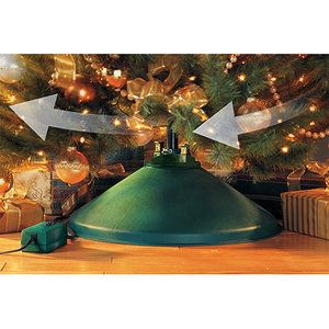 Rotating stand for your Christmas tree.