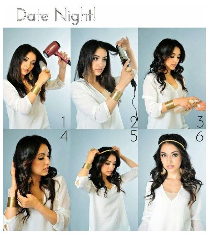 45 best Date night makeup & outfits | images on Pinterest | Hairdos ...