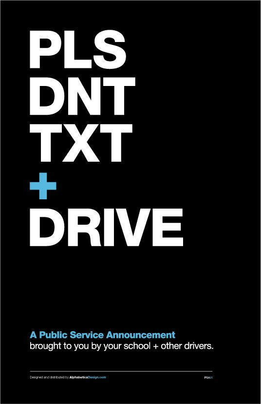 dont text and drive 2 essay B- put your phone on silent c- dont text while driving  i have to do a persuasive speech on texting while driving and i really need some help i am .