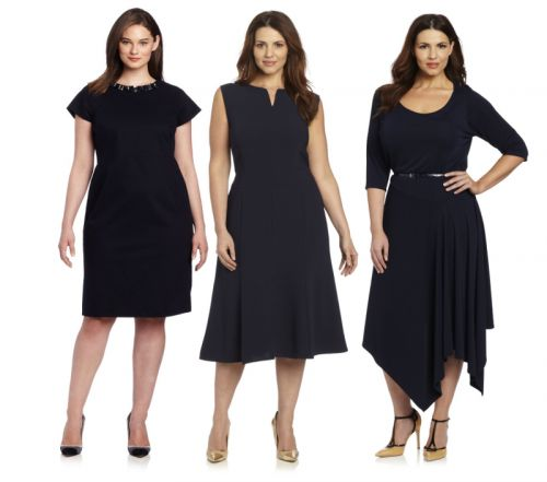 beautiful designer and affordable Plus Size Career clothing. finally!!!