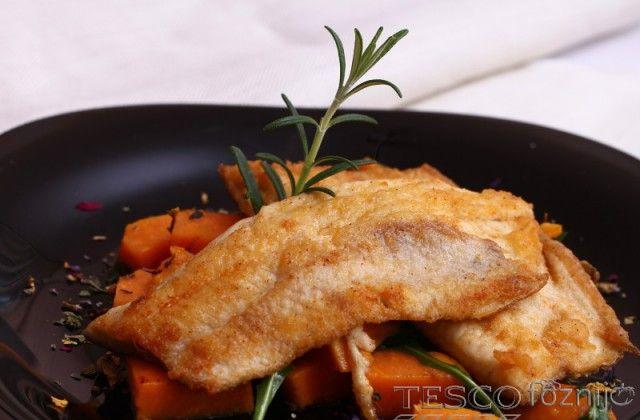 Paprikás halszelet répával - Recept - Tesco Főzni jó