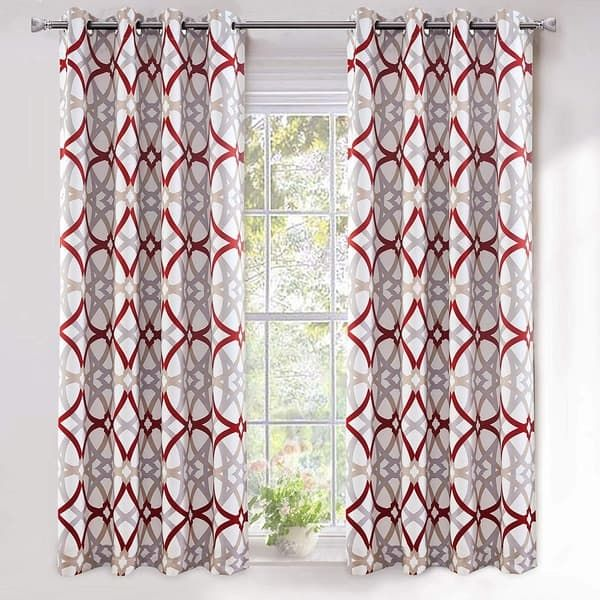 Carson Carrington Jarvenpaa Insulated Blackout Grommet Window