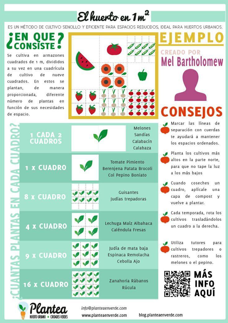 109 best images about acciones verdes on pinterest sons - Huerto de urbano ...