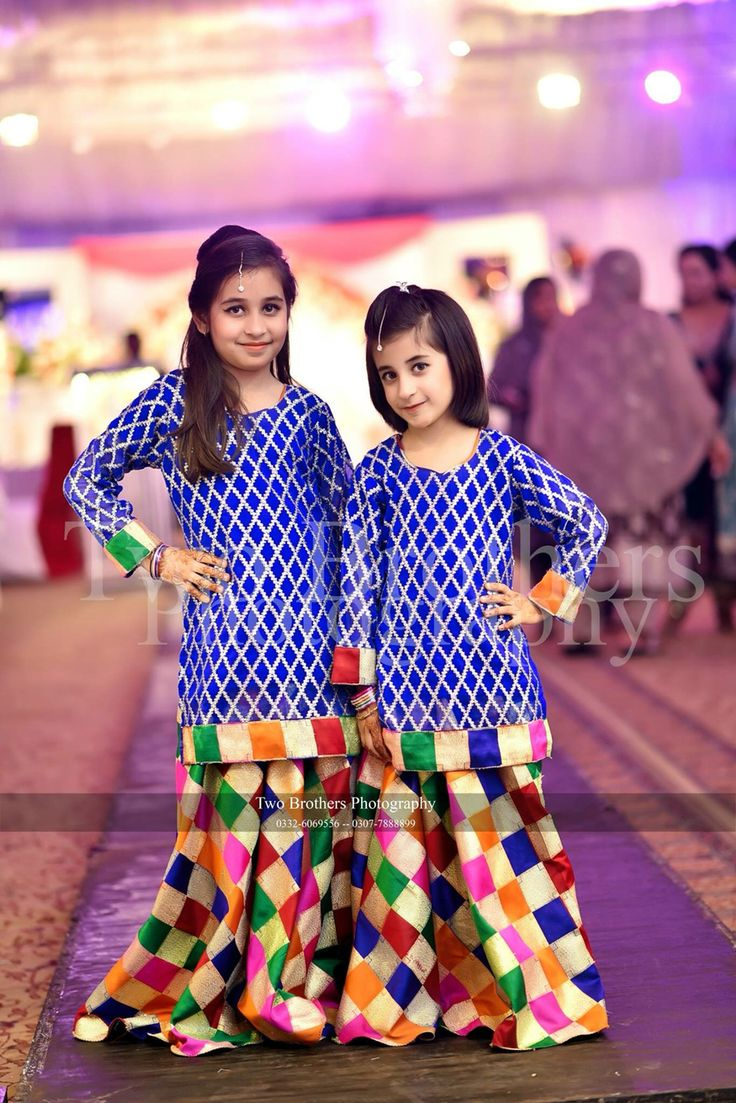Pakistani Weddings Wedding Dresses For Kids Kids Frocks