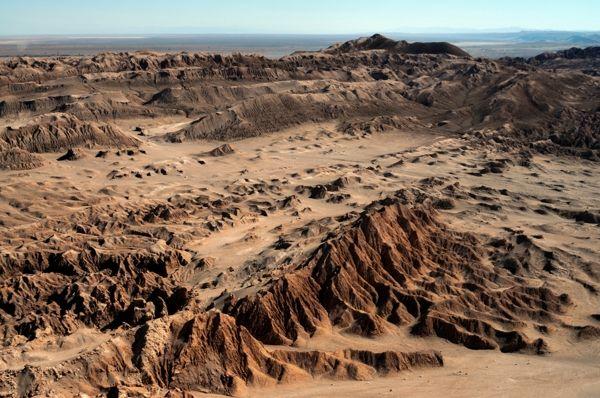 Atacama Desert | Deserts of the world, Desert biome ...