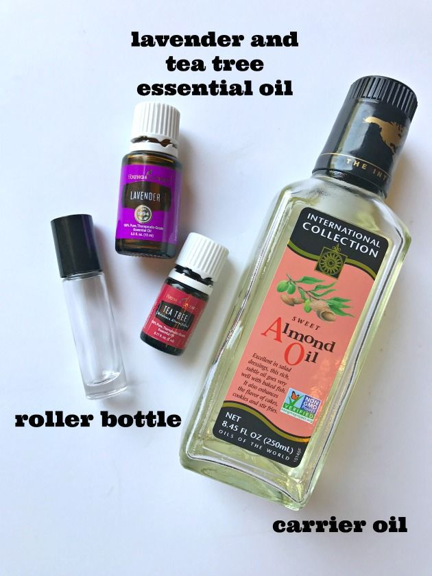 Stop mosquito bites itching with this natural recipe made with essential oils.  How to make an itch me gone remedy.