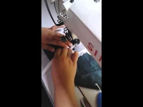Cara Menjahit Baju melayu (Cekak Musang Part-2) - YouTube