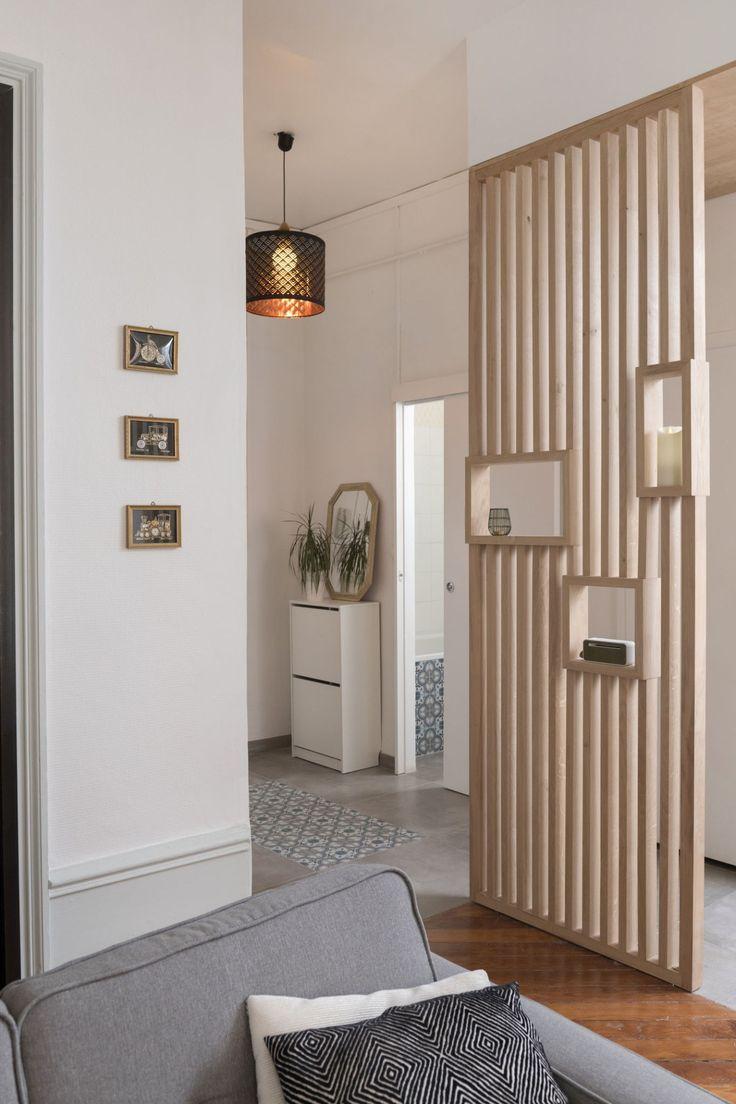 Une cuisine ouverte dans un appartement lyonnais – PLANETE DECO a homes world