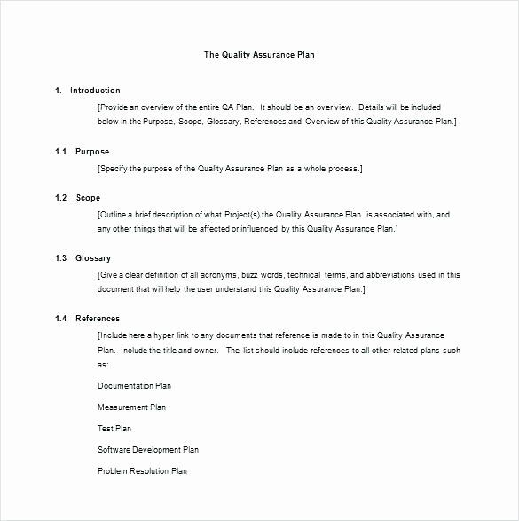 25 Mortgage Quality Control Plan Template In 2020 How To Plan