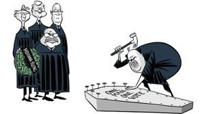 Justice Scalia must resign