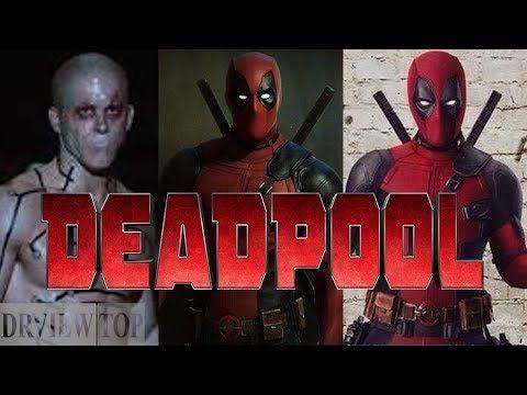 Deadpool Cast: 2009, 2016, 2018 - Deadpool Movie Actors