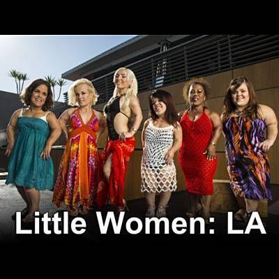 Midget women tv show