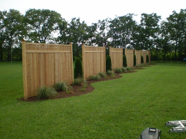 Wind breaks we could do this along the western and for Garden windbreak designs