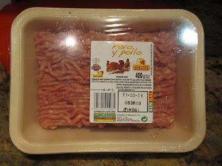 Estavez cocina contigo: Carne picada de pavo pollo (3pp/120g)