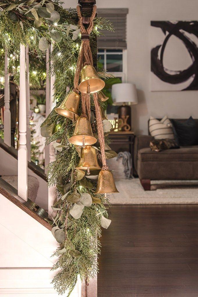 Merry  Bright Christmas Lights Home Tour Christmas Decor/Crafts