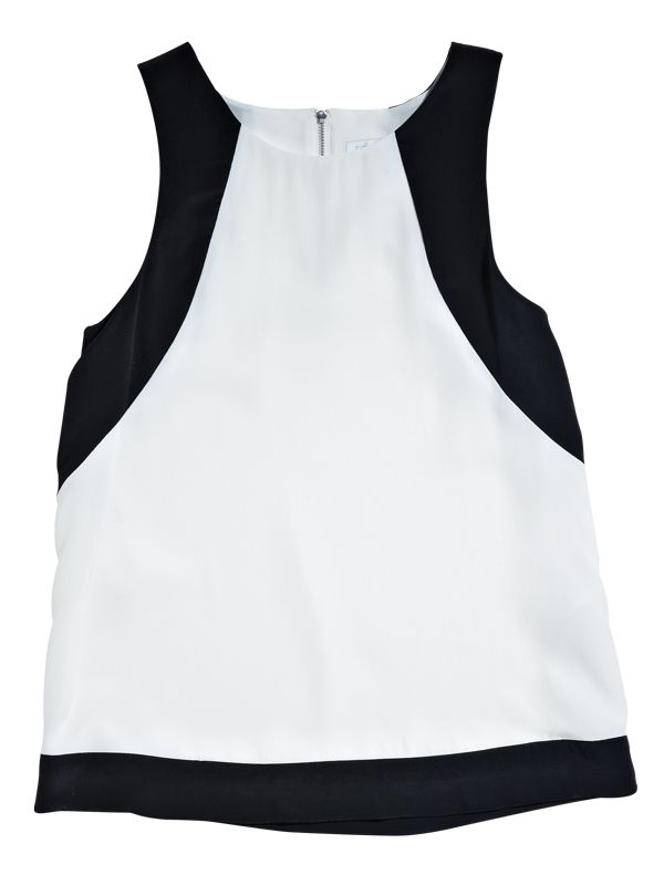 Singlet from Forever New. #monochrome