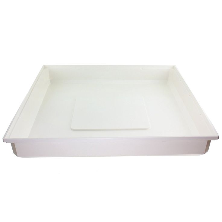 SPARES2GO Large Indoor Pet Litter Tray for Cat / Dog / Puppy / Kitten (White, Square, 70 x 70 cm) >>> undefined #CatLitter and Housetraining