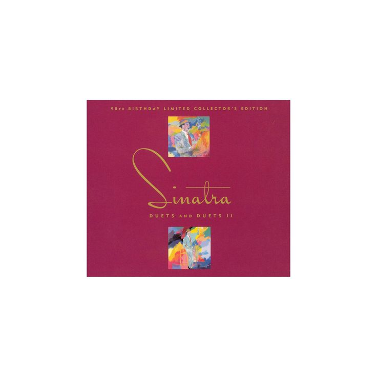 Frank sinatra - Duets & duets ii:90th birthday (CD)