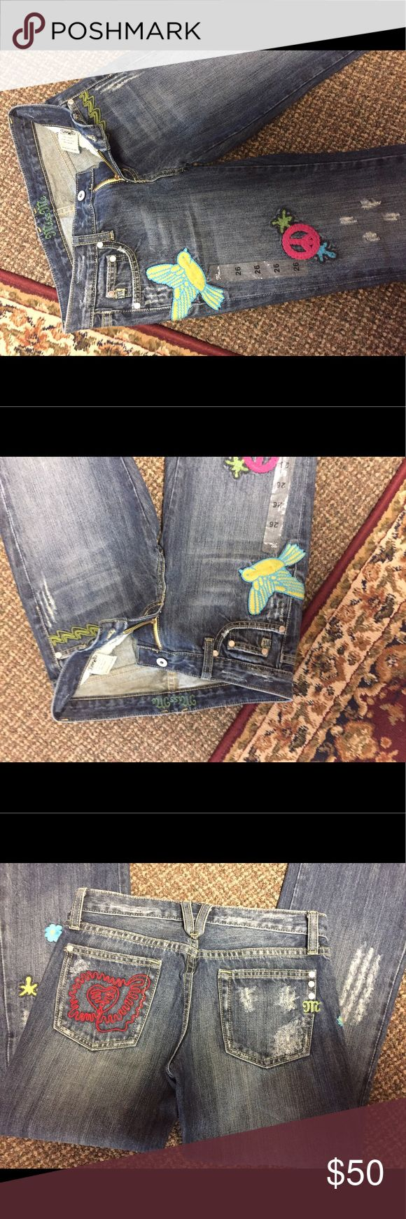 Miss Me brand new with tags sz 26 New Miss Me Jeans Boot Cut