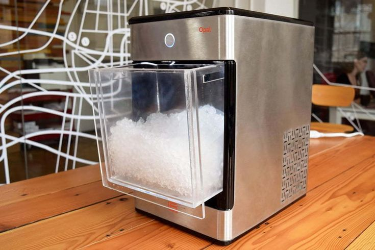 Countertop Ice Makers 122929 Opal Nugget Ice Maker Gt Buy