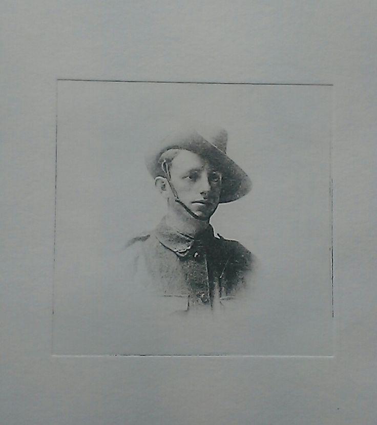 Photo gravure print