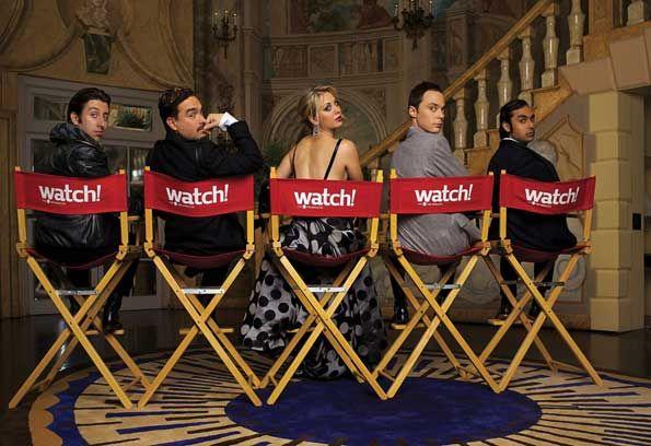 Watch Big Bang Theory at Warner Bros Studio Hollywood