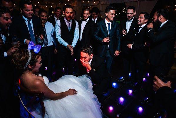 Tania + Alex. Свадебная история от 1 марта. Фотограф Jorge Romero, Гвадалахара, Мексика