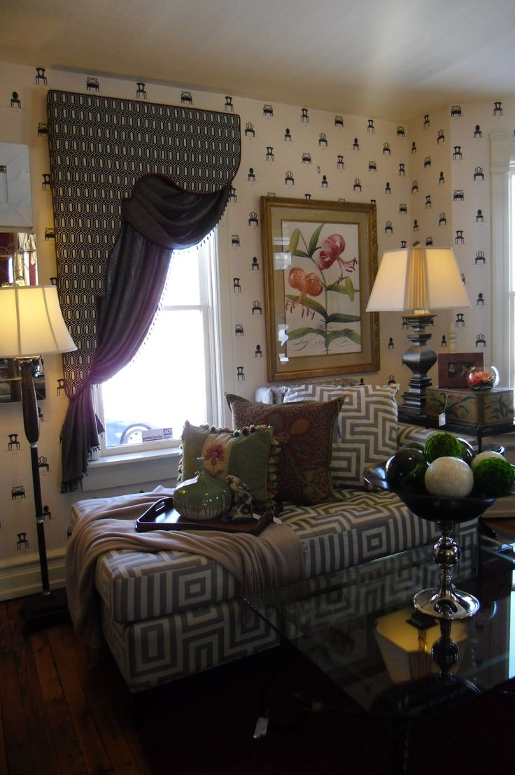 254 best DRAPERIES images on Pinterest | Curtains, Window ...