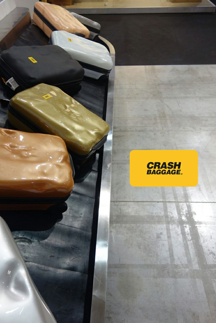CRASH BAGGAGE in Maison & Objet, Paris