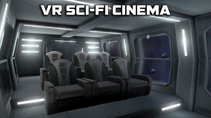 VR Sci-Fi Cinema
