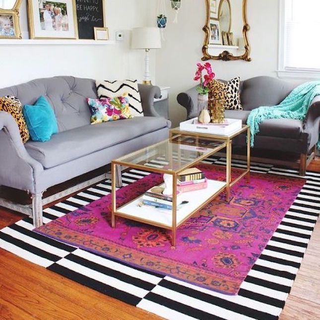 This Latest Pinterest Decor Trend Is All About Layering