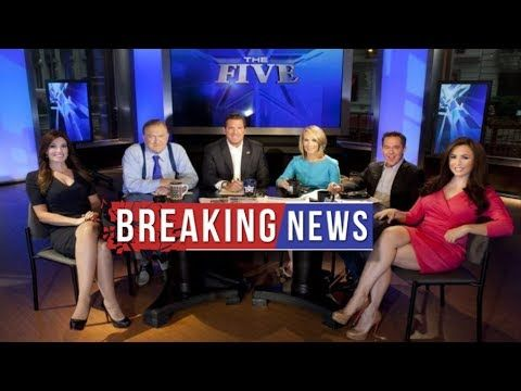Outnumbered 6 /13/ 17   8AM   Fox News   June 13, 2017   YouTube