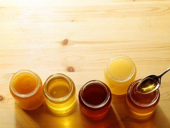 Verschiedene Honigsorten ist ein Rezept mit frischen Zutaten aus der Kategorie None. Probieren Sie dieses und weitere Rezepte von EAT SMARTER!