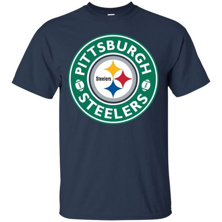 Pittsburgh Steelers Shirts Starbucks T-Shirts Hoodies Sweatshirts