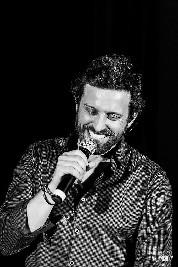 Rob Benedict, Saturday, Salute to Supernatural Seattle 2016