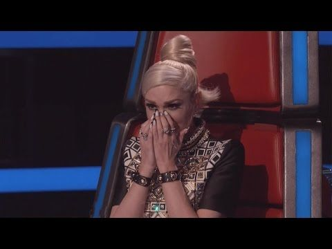 Gwen Stefani Tears Up on 'The Voice' Hours After Gavin Rossdale Affair R...